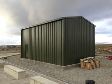 Overseas Storage Building