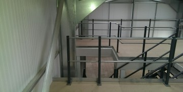 Mezzanine Floor For Office Space