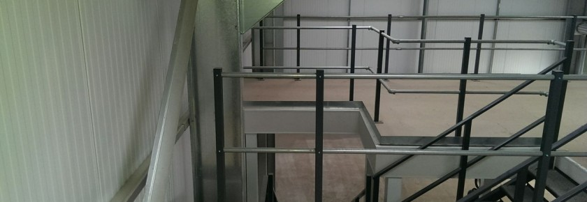 Mezzanine Floor For Office Space