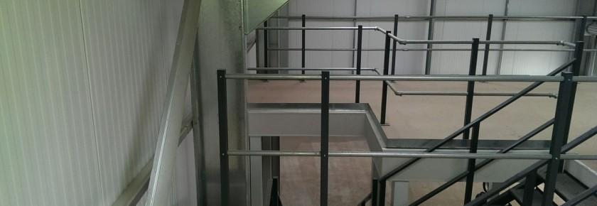 Mezzanine Floors | Mezzanine Flooring By Miracle Span