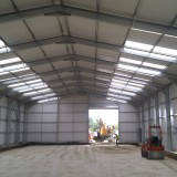 MiracleLite cold rolled steel building