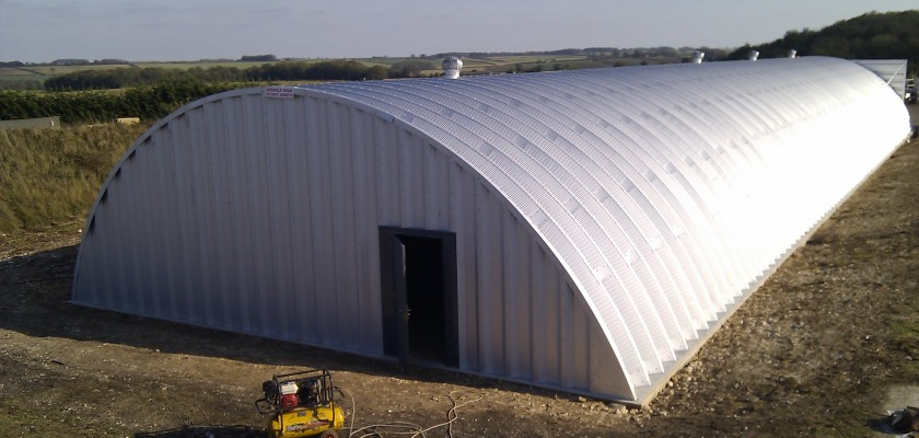Storage Buildings By Miracle Span Steel Buildings