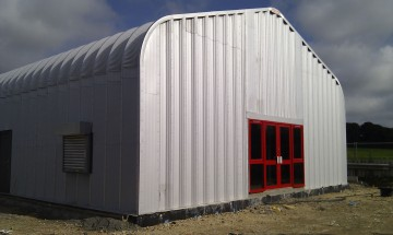Miracle Span Storage & Counter Sales for Emmit Plant Hire
