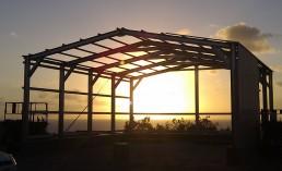 Steel Framed Building : MiracleLite