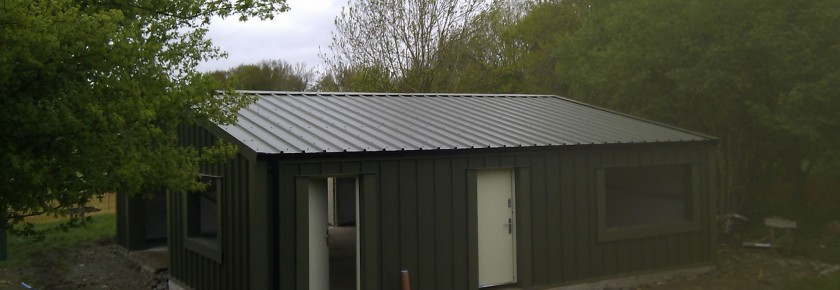 MiracleLite Scout Hut