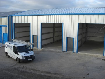 MiracleLite Prefabricated Workshop Units