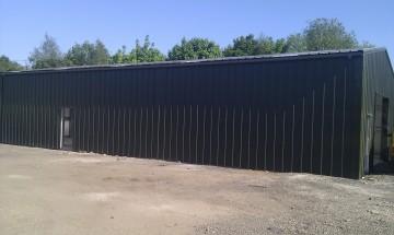 MiracleLite Agricultural Storage Building