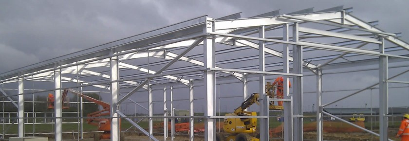 Steel building design one size doesn 39 t suit all for Steel frame building plans