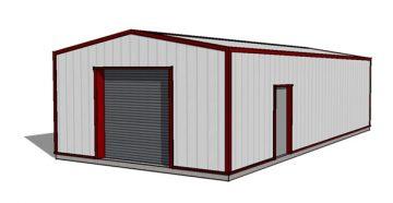 Steel building special offer
