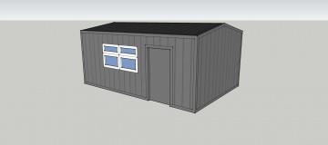 Home workshop building