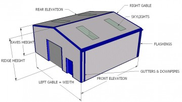 Steel Buildings : Steel Framed Buildings