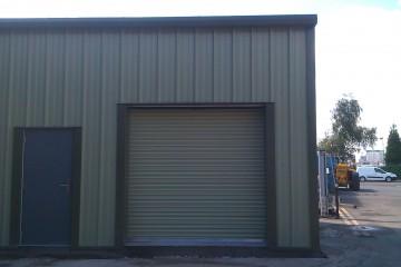 MiracleLite School Storage Building