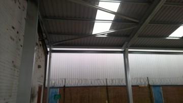 MiracleLite Steel Roof