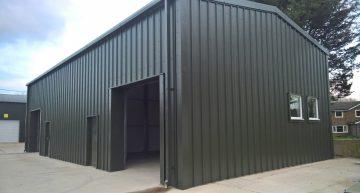MiracleLite Storage Bulding