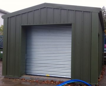 Self Build Steel Building