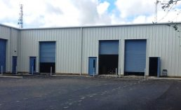 Commercial starter units for Local Authority