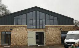 Distinctive architect designed Miracle Portal Building